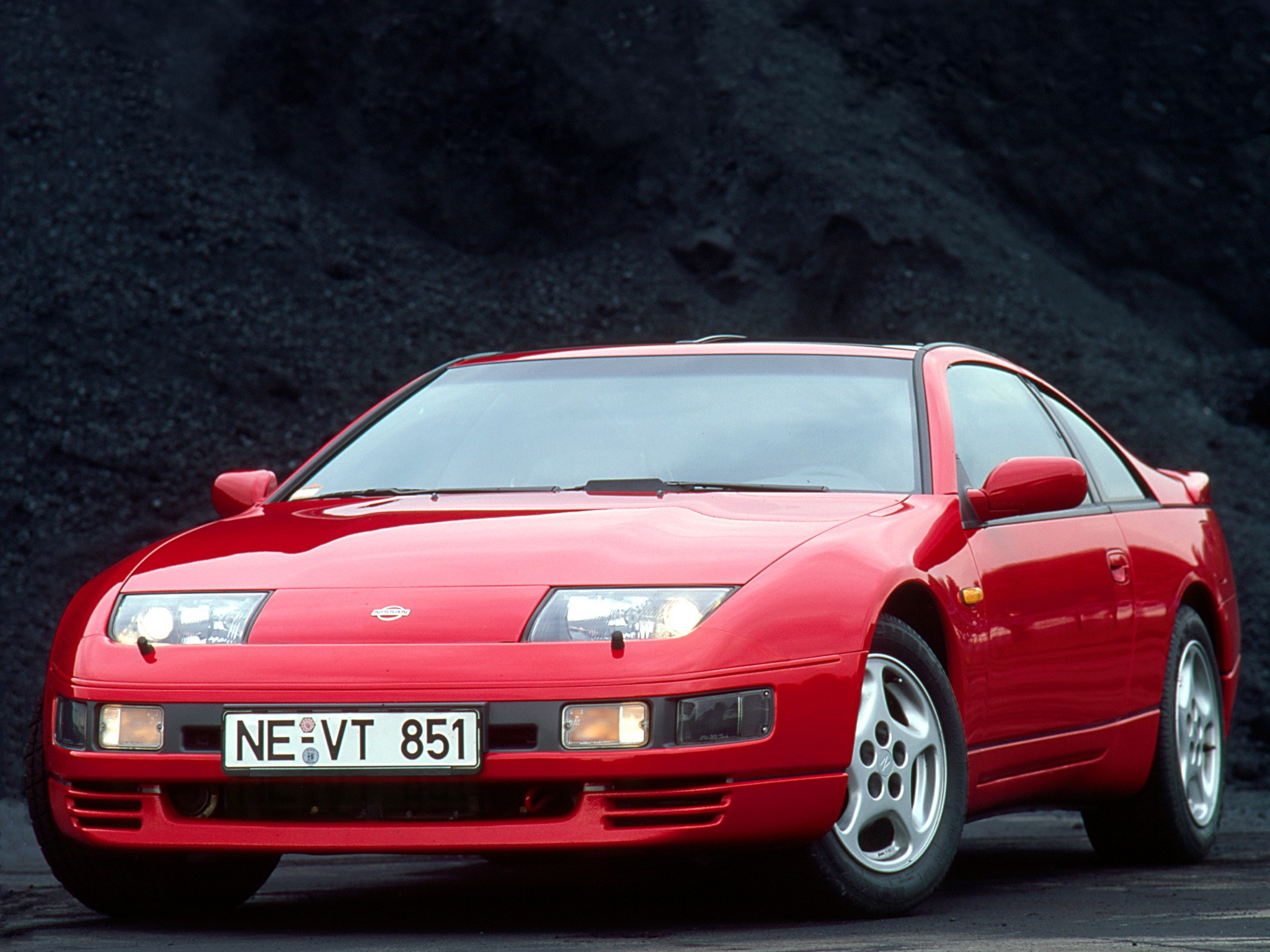 Nissan 300 Zx Specs Amp Photos 1990 1991 1992 1993