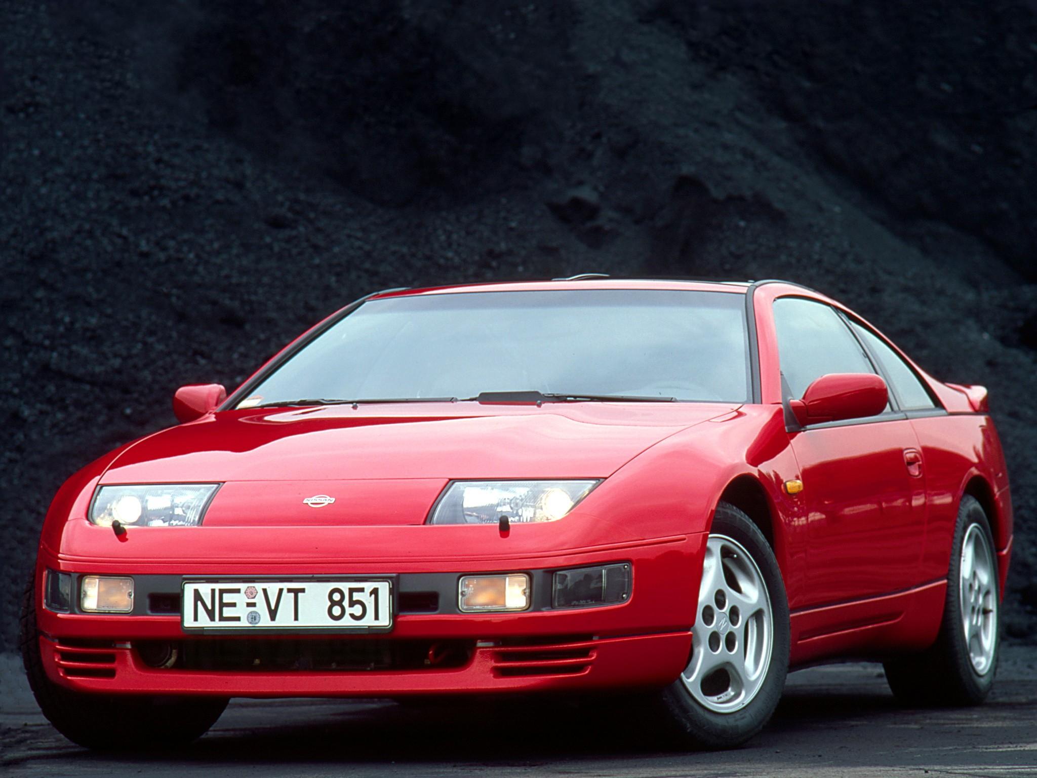 Nissan 300 Zx 1990 1991 1992 1993 1994 1995 1996 Autoevolution