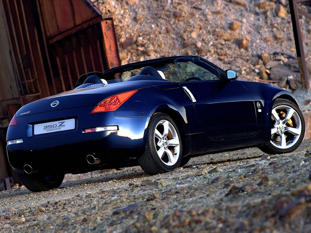 NISSAN 350Z Roadster specs & photos - 2008, 2009 ...
