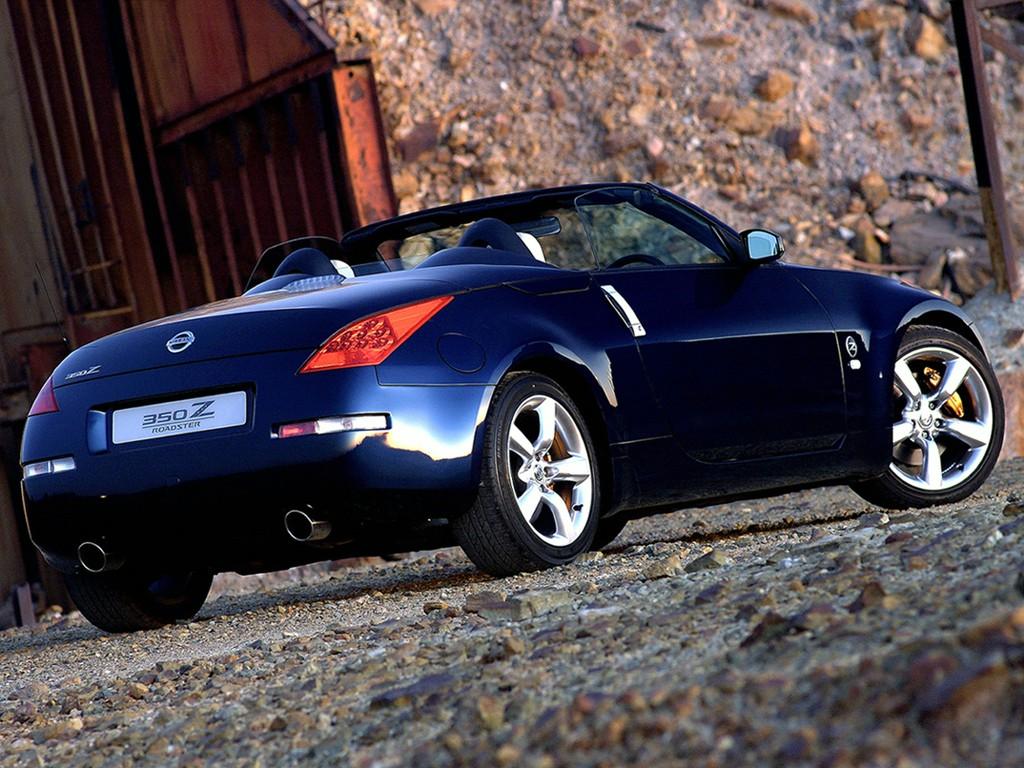 nissan 350z roadster 2008 2009 autoevolution. Black Bedroom Furniture Sets. Home Design Ideas