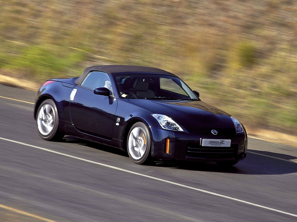 Nissan 350z Roadster Specs Amp Photos 2008 2009