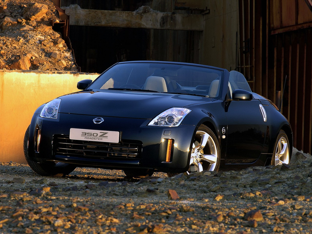 nissan 350z roadster 2008 2009 autoevolution. Black Bedroom Furniture Sets. Home Design Ideas