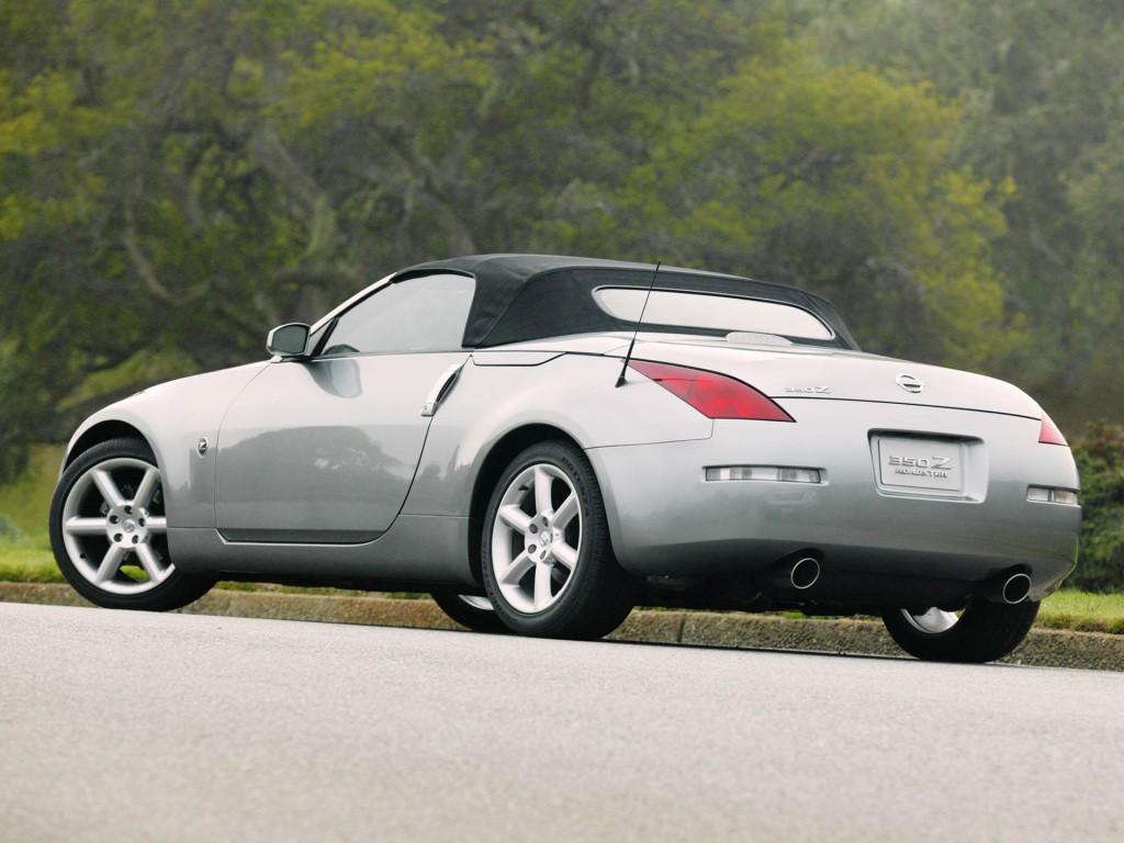 nissan 350z roadster 2005 2006 2007 autoevolution. Black Bedroom Furniture Sets. Home Design Ideas