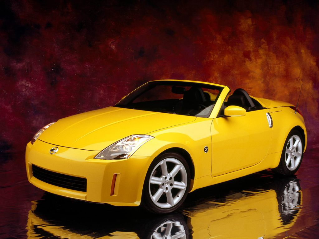 nissan 350z roadster specs amp photos 2005 2006 2007