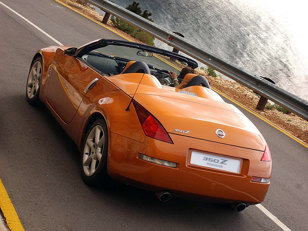 Nissan 350z roadster specs 2005 2006 2007 autoevolution nissan 350z roadster 2005 2007 vanachro Image collections