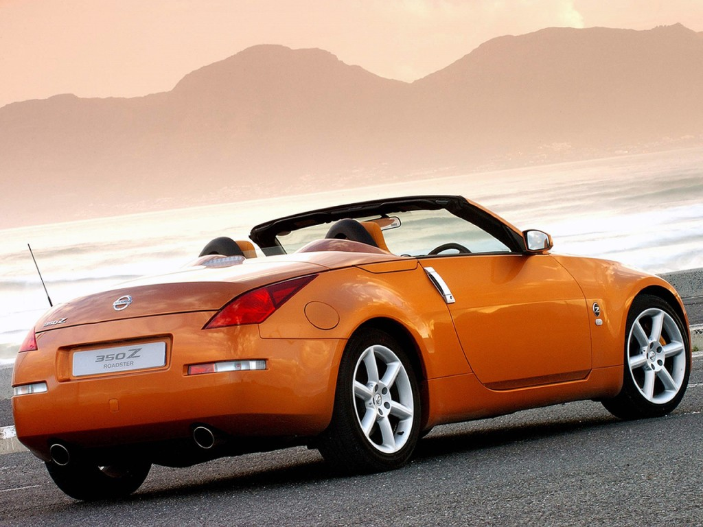 2006 Nissan 350Z Coupe >> NISSAN 350Z Roadster - 2005, 2006, 2007 - autoevolution