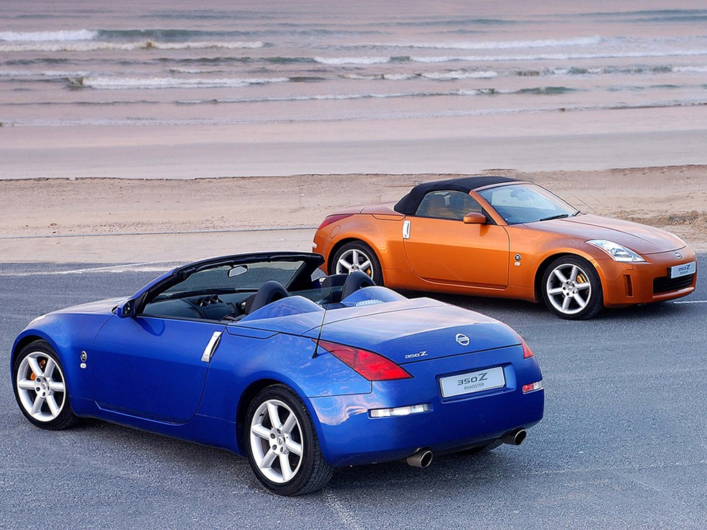 Nissan 350z Roadster 2005 2007