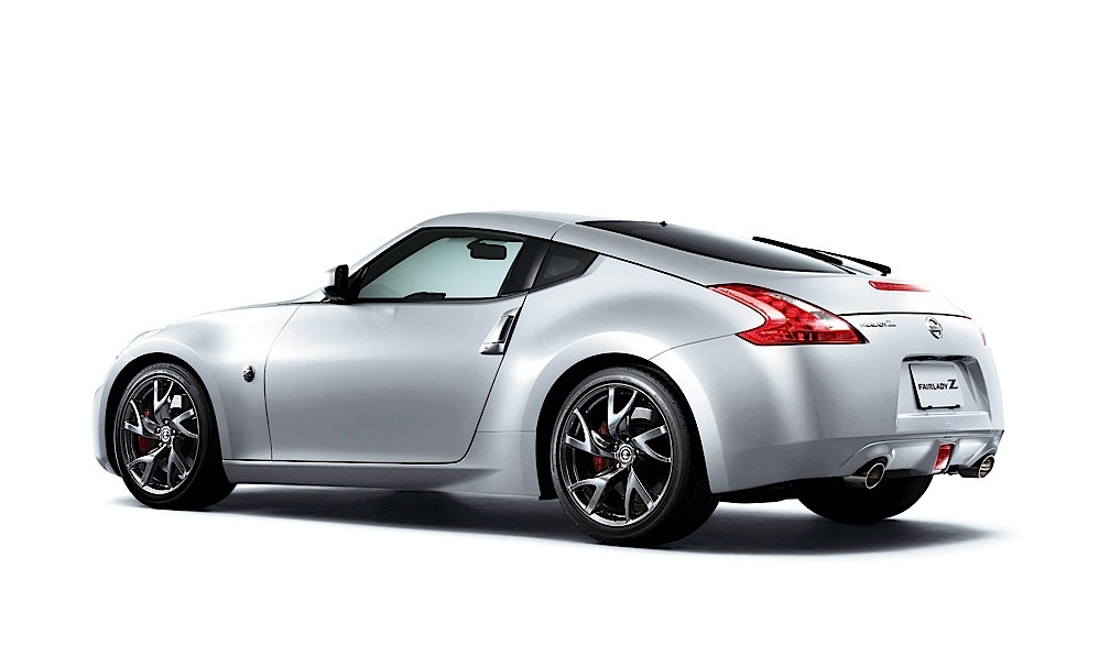 NISSAN 370Z Coupe specs & photos - 2012, 2013, 2014, 2015 ...