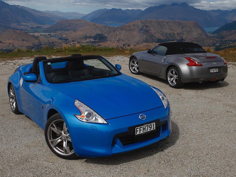 nissan 370z roadster 2009 2010 2011 2012 autoevolution. Black Bedroom Furniture Sets. Home Design Ideas