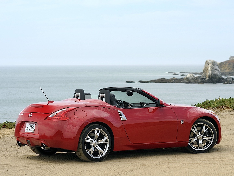 nissan 370z roadster specs 2009 2010 2011 2012 autoevolution. Black Bedroom Furniture Sets. Home Design Ideas