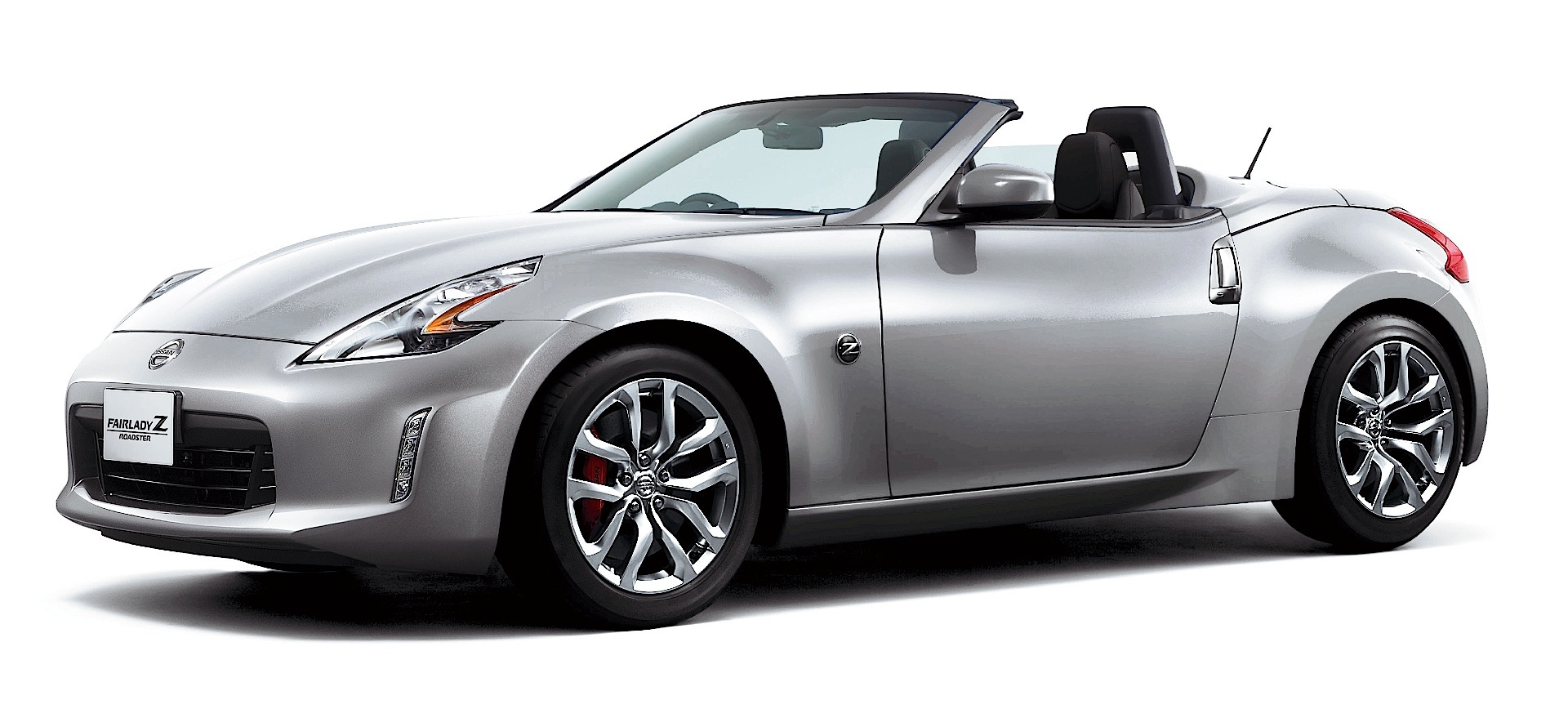 NISSAN 370Z Roadster specs & photos - 2012, 2013, 2014 ...