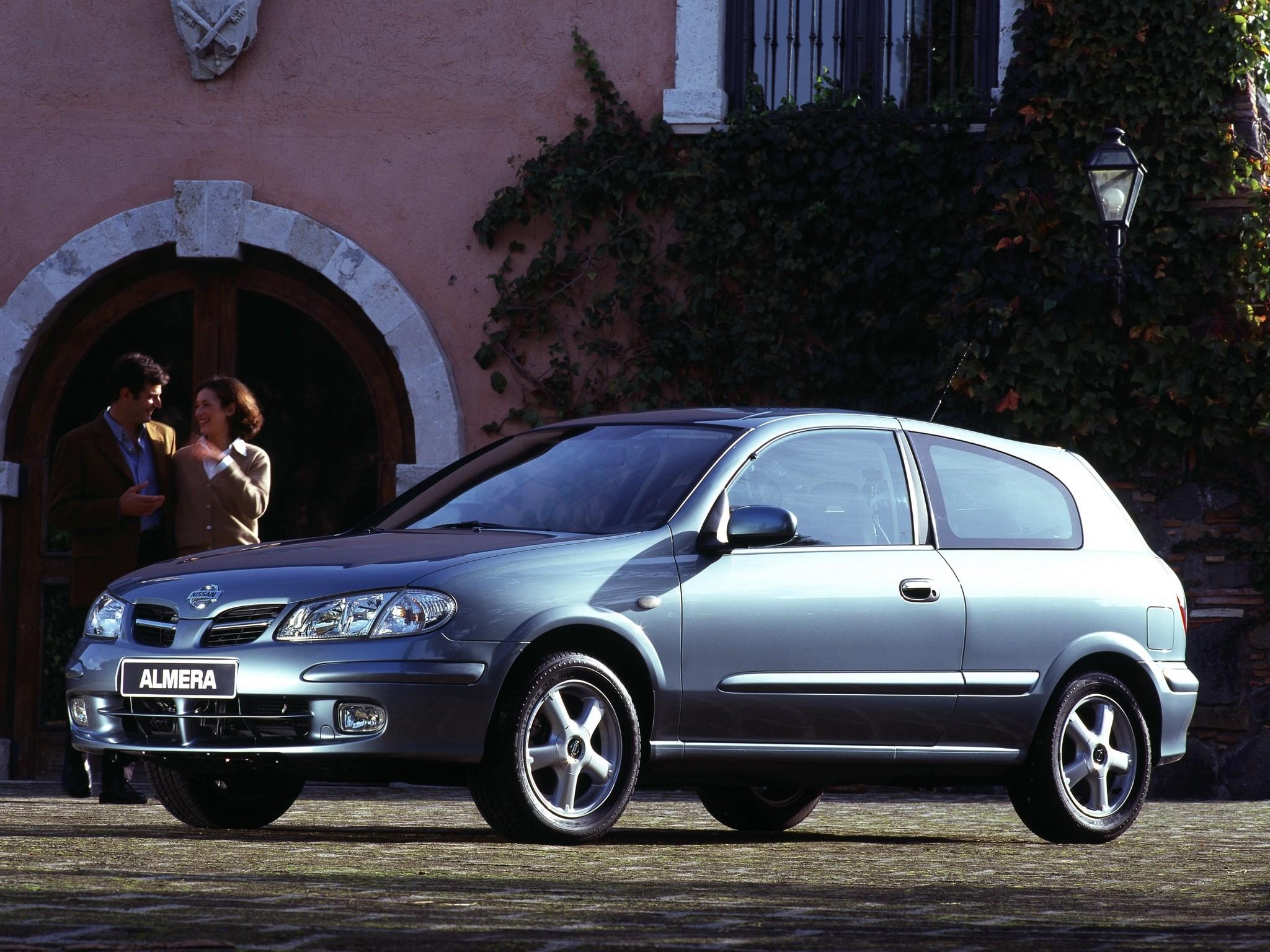 Nissan Almera Pulsar 3 Doors Specs 2000 2001 2002