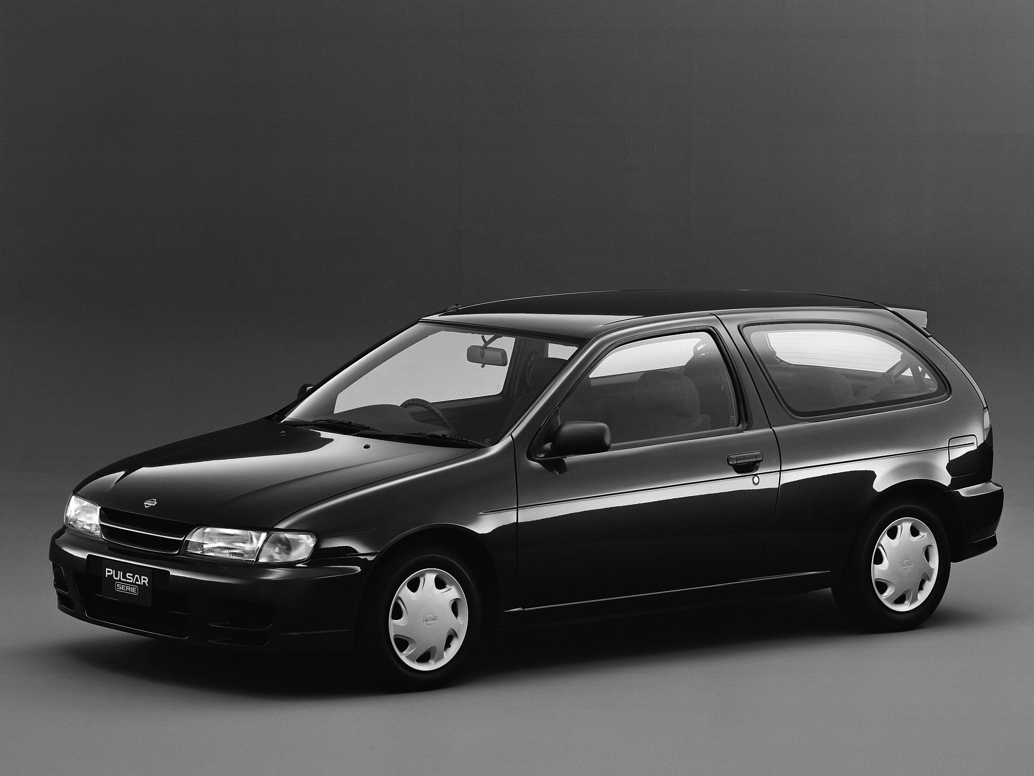nissan almera pulsar 3 doors specs 1995 1996 1997 1998 1999 2000 autoevolution. Black Bedroom Furniture Sets. Home Design Ideas