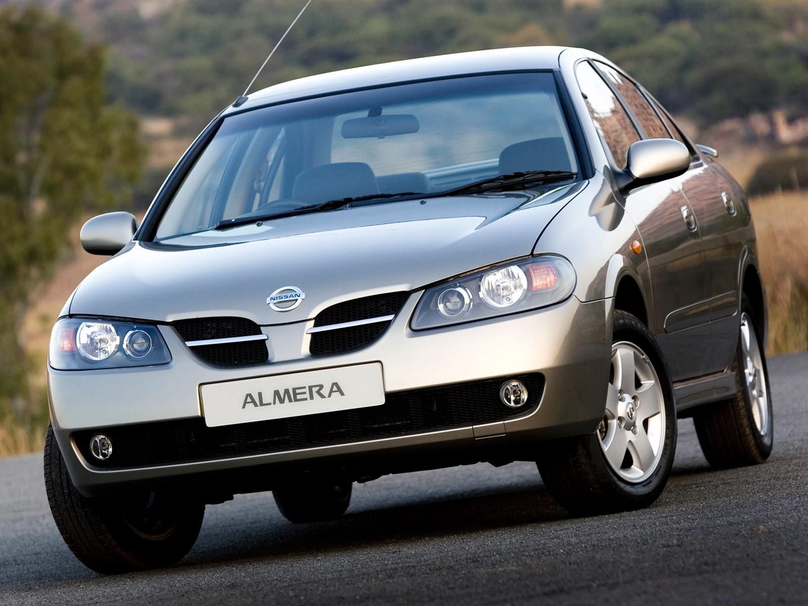 nissan almera pulsar 4 doors 2000 2001 2002 2003 2004 2005 2006 2007 autoevolution. Black Bedroom Furniture Sets. Home Design Ideas