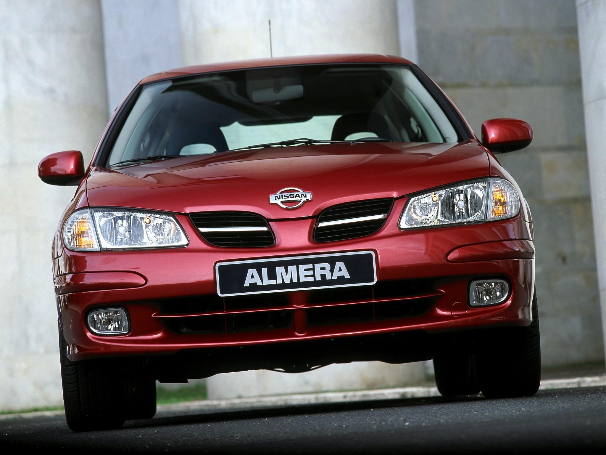 NISSAN Almera / Pulsar 5 Doors specs & photos - 2000, 2001 ...