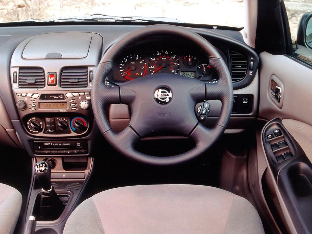 Nissan pulsar 2002 specs