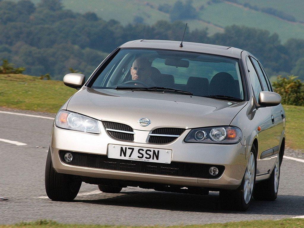 Performance Auto Sales >> NISSAN Almera / Pulsar 5 Doors specs & photos - 2002, 2003 ...