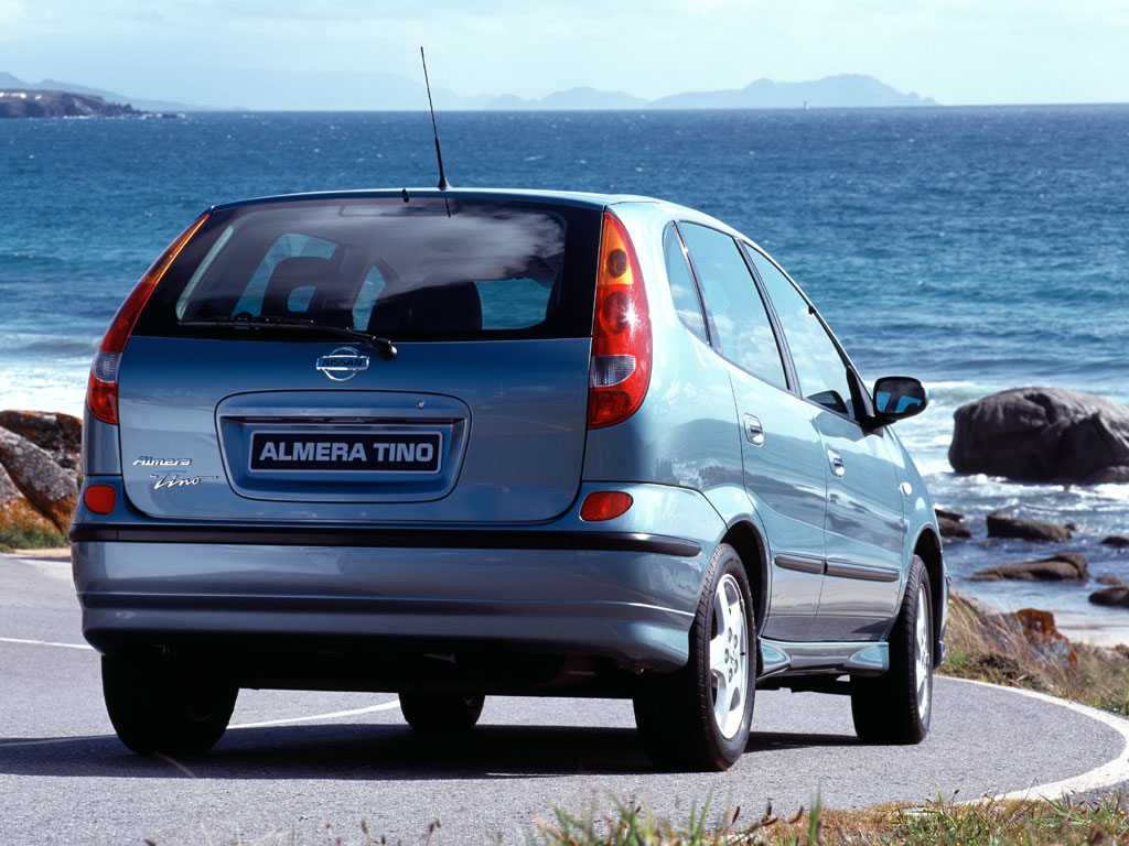 Nissan Almera Tino Dimensions The Blueprints Com