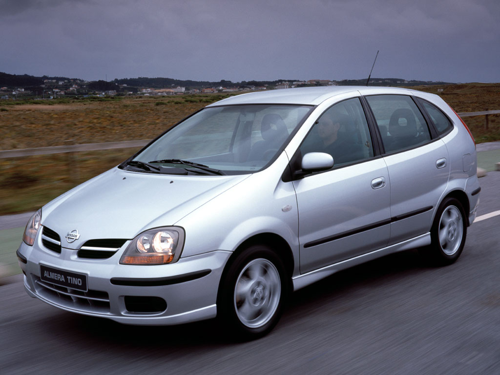 Nissan Safety Rating >> NISSAN Almera Tino specs - 2000, 2001, 2002, 2003, 2004, 2005, 2006 - autoevolution