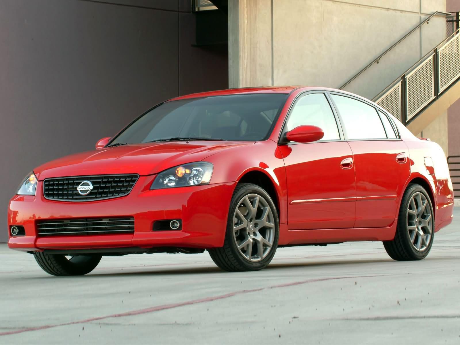 altima nissan ser 2005 2006 2002 2004 se autoevolution 2003 cars specs