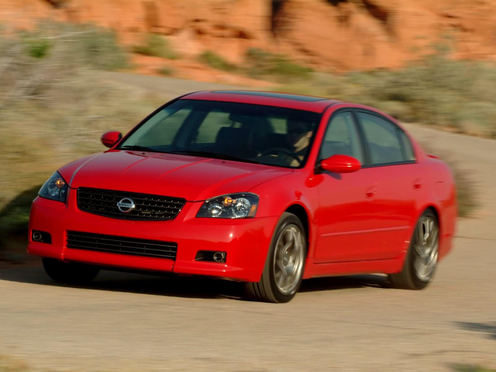 altima nissan se 2006 2002 2005 2004 2003 cars autoevolution specs 1600 1024 5l 1200