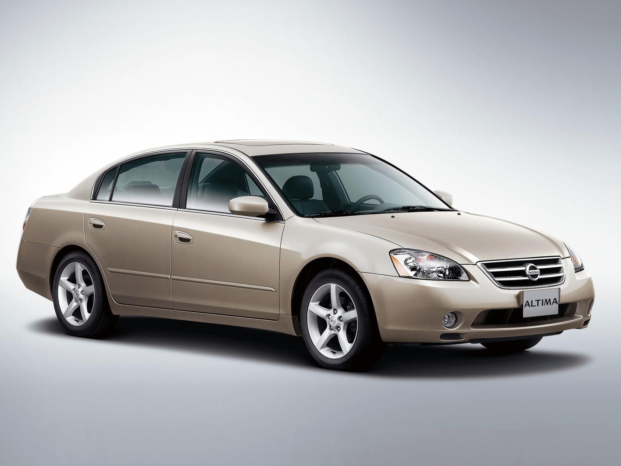 Nissan Altima 2002 2003 2004 2005 2006 Autoevolution