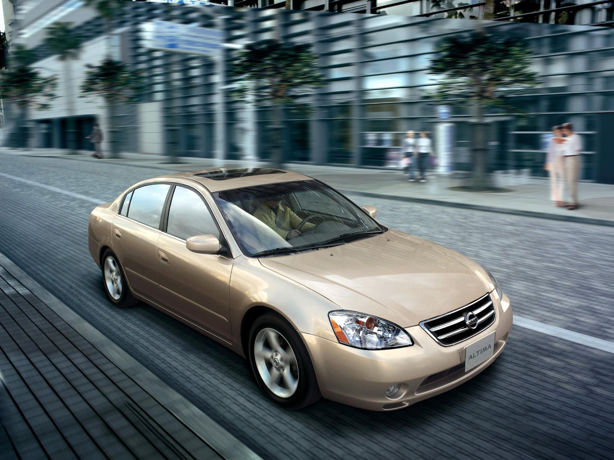 2005 Nissan Altima 3.5 Se R >> NISSAN Altima specs & photos - 2002, 2003, 2004, 2005, 2006 - autoevolution