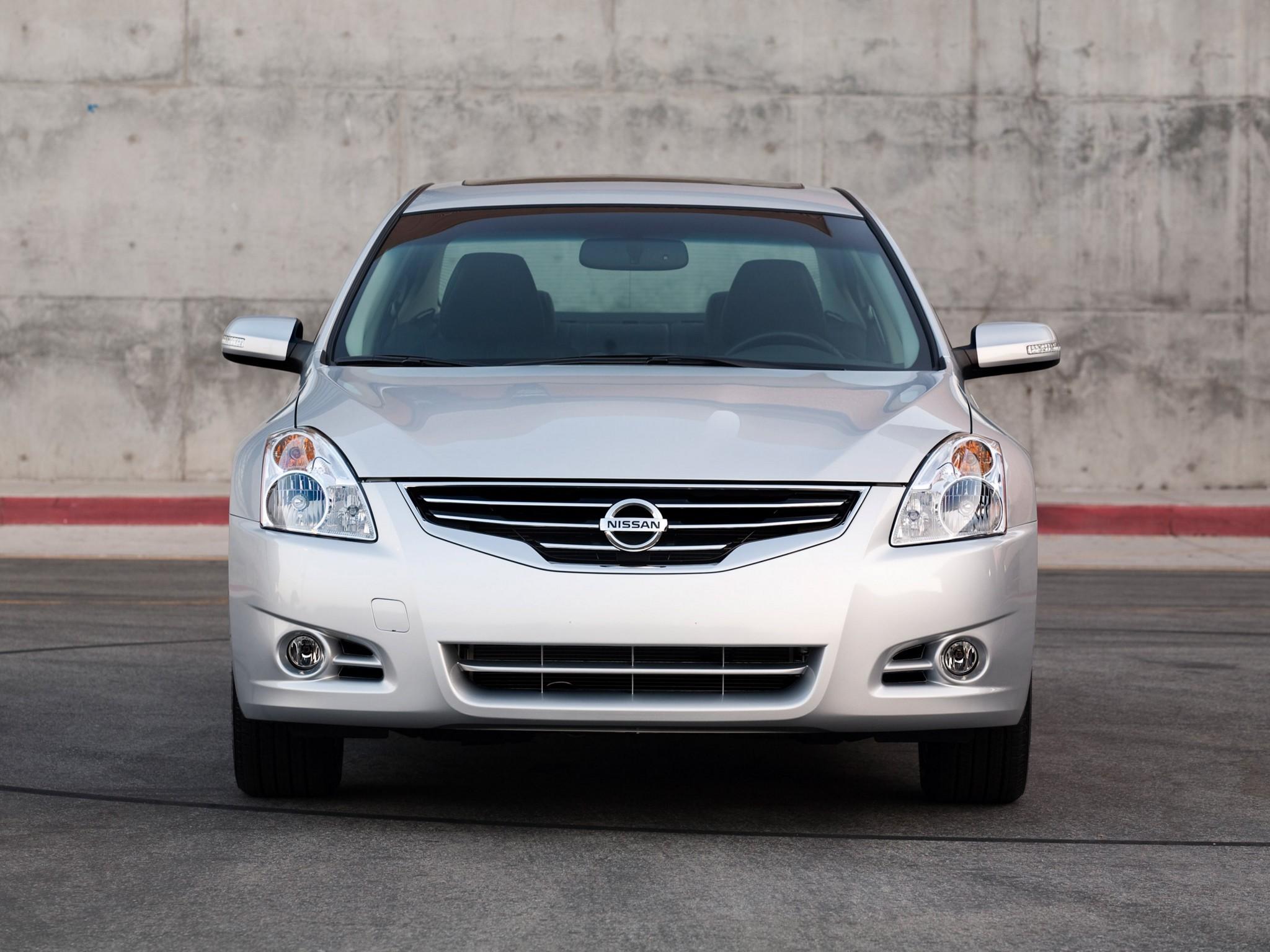 altima nissan sedan 2007 front autoevolution specs 2008 2009 motor