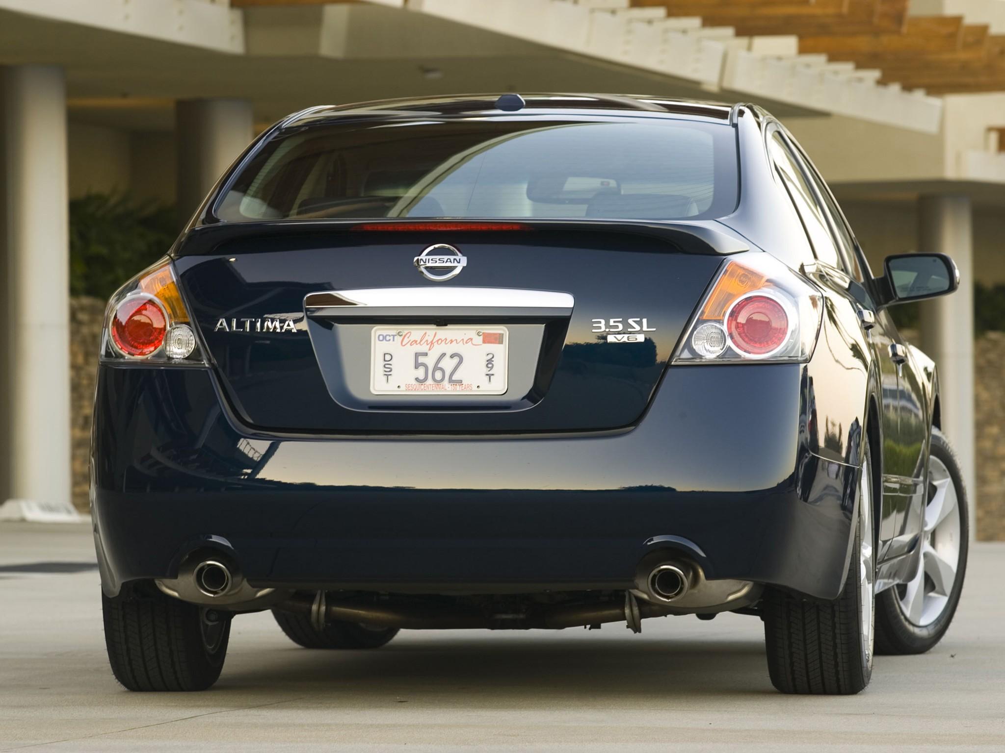 Nissan Altima 2007 2017