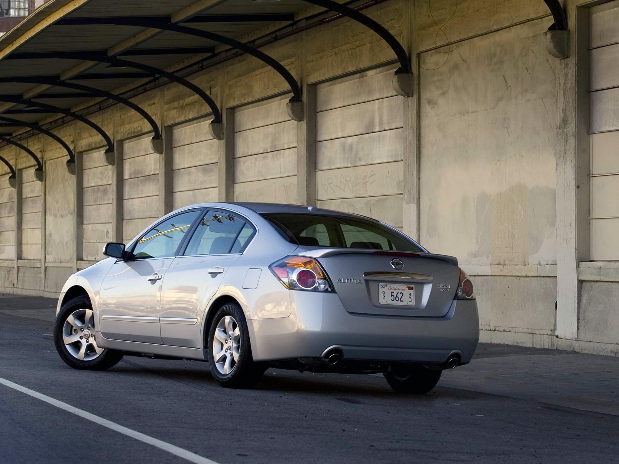 Nissan Altima 2.5 S >> NISSAN Altima specs & photos - 2007, 2008, 2009, 2010 ...