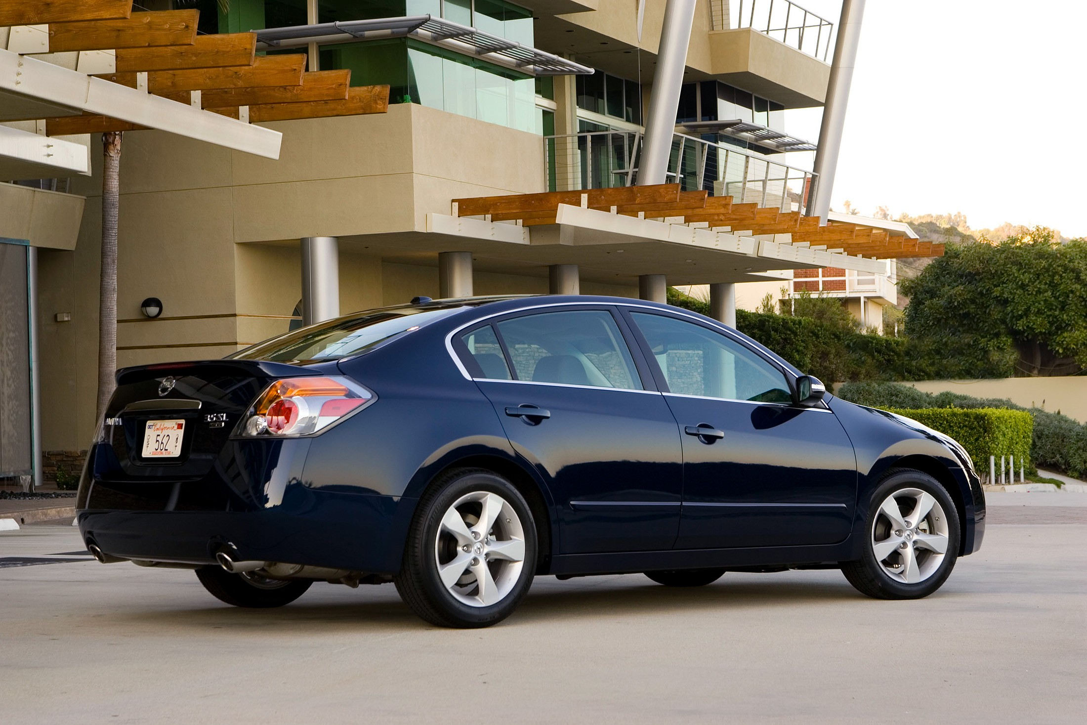 Beautiful ... NISSAN Altima (2007   2012) ...