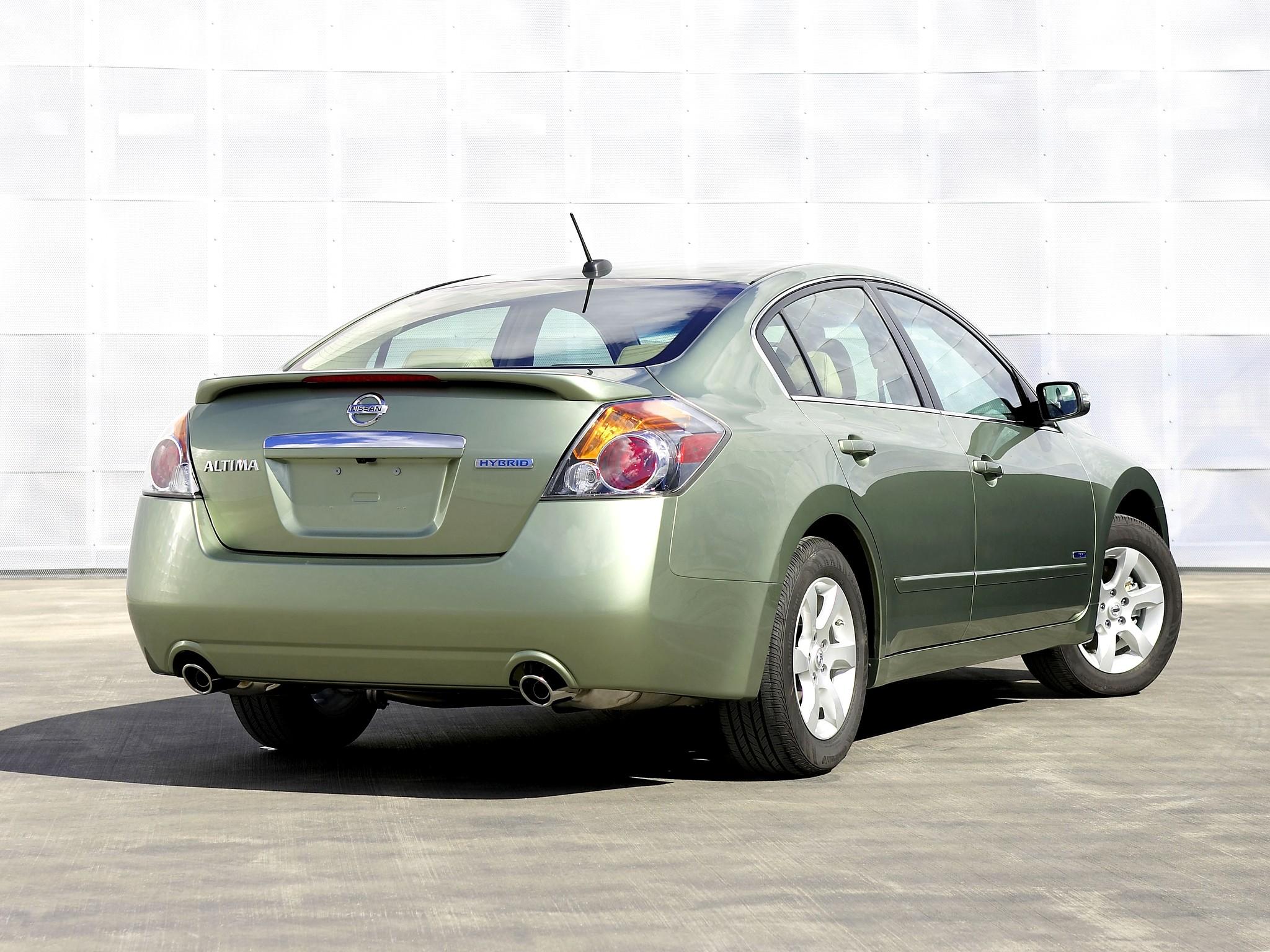 2010 Nissan Altima 2.5 S Coupe >> NISSAN Altima - 2007, 2008, 2009, 2010, 2011, 2012 - autoevolution