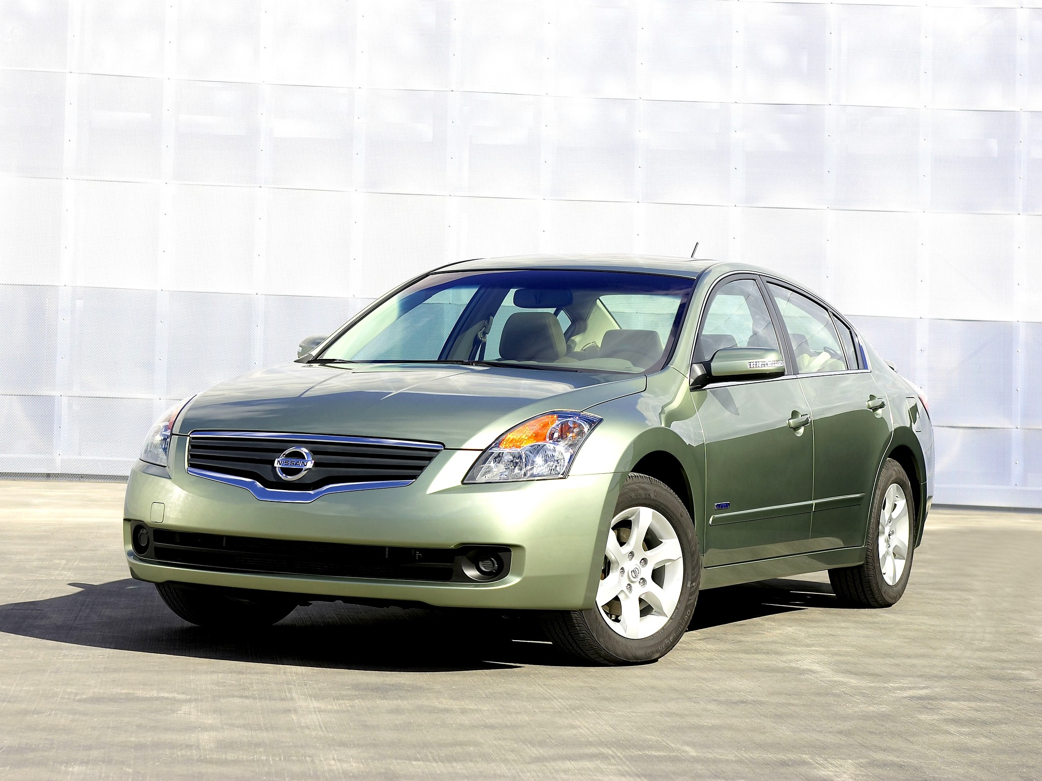 NISSAN Altima specs & photos - 2007, 2008, 2009, 2010 ...