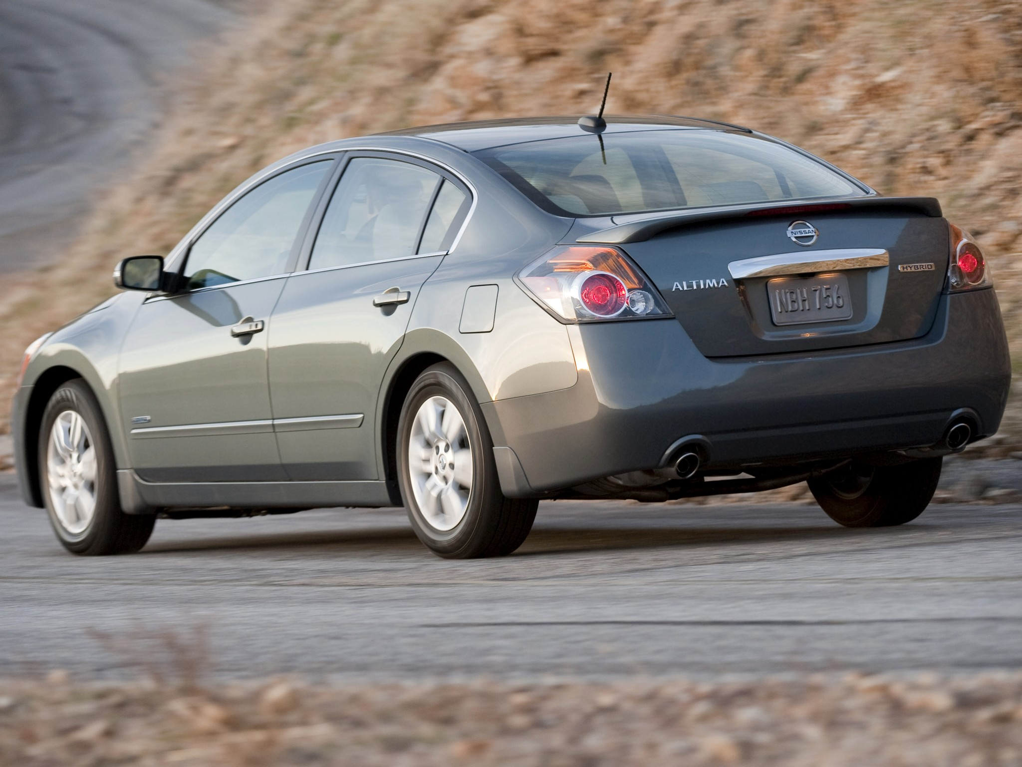 Nissan Altima Transmission >> NISSAN Altima specs & photos - 2007, 2008, 2009, 2010, 2011, 2012 - autoevolution
