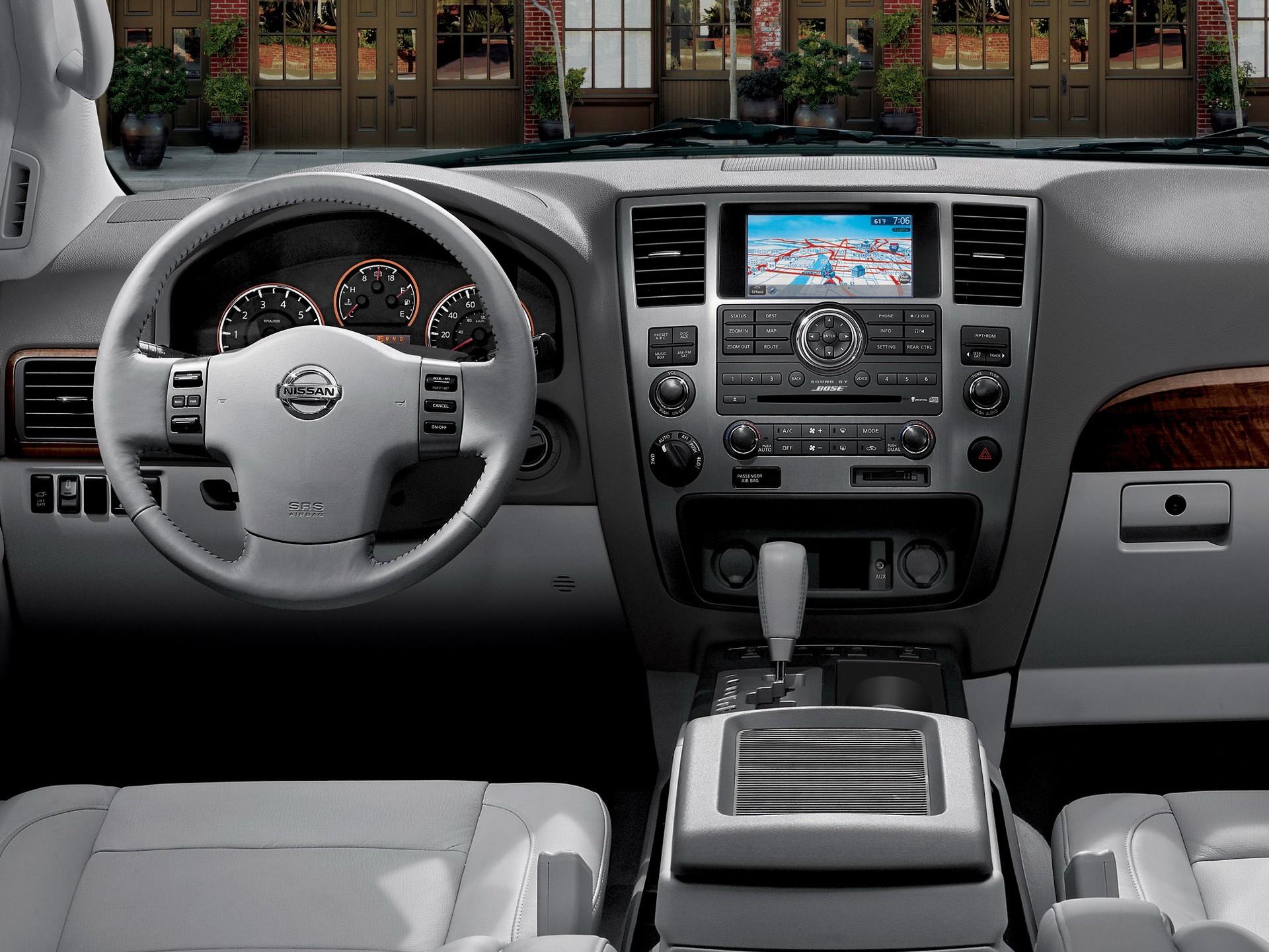 Nissan Armada Specs Amp Photos 2008 2009 2010 2011