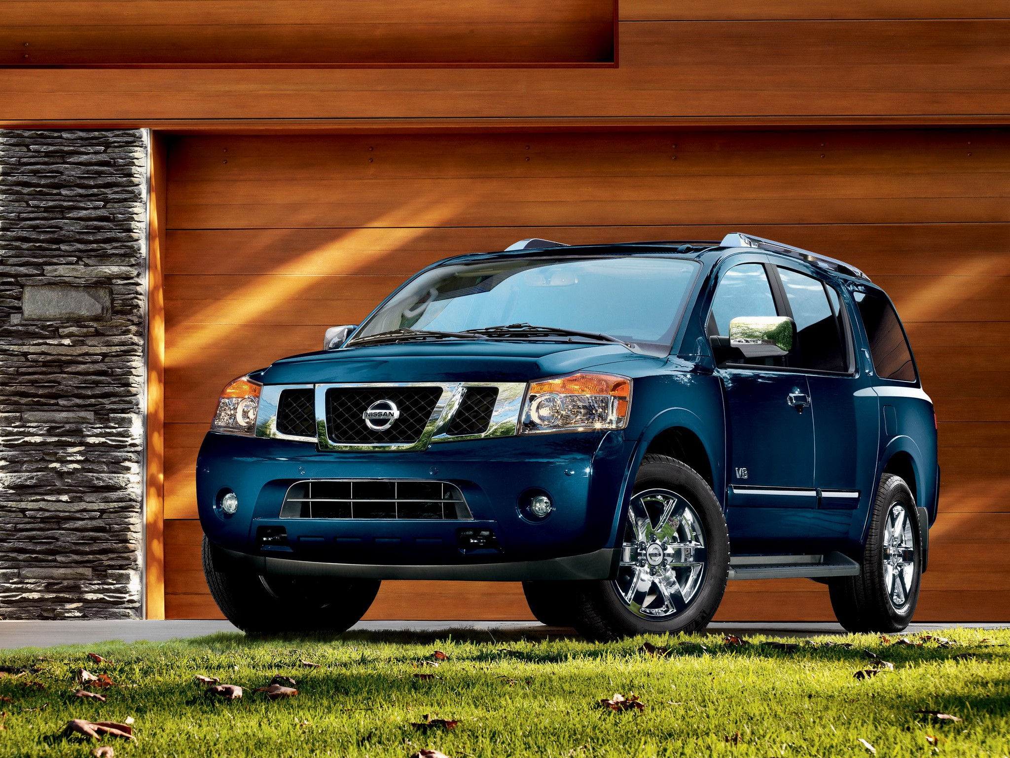 nissan armada specs 2008 2009 2010 2011 2012 2013 2014 2015 2016 autoevolution. Black Bedroom Furniture Sets. Home Design Ideas