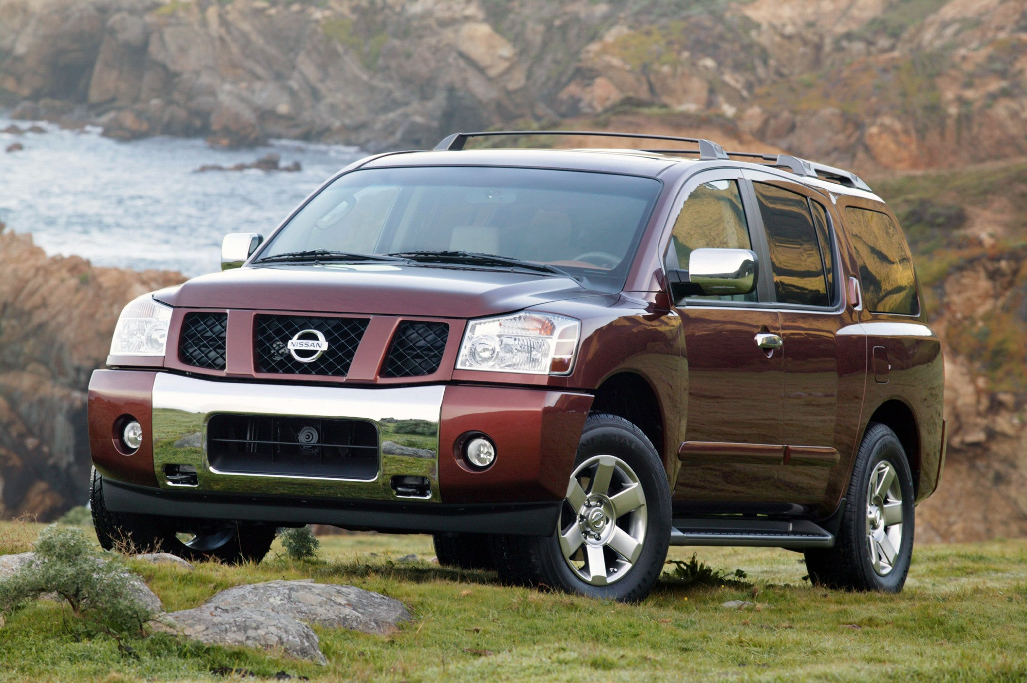 NISSAN Armada specs & photos - 2003, 2004, 2005, 2006 ...