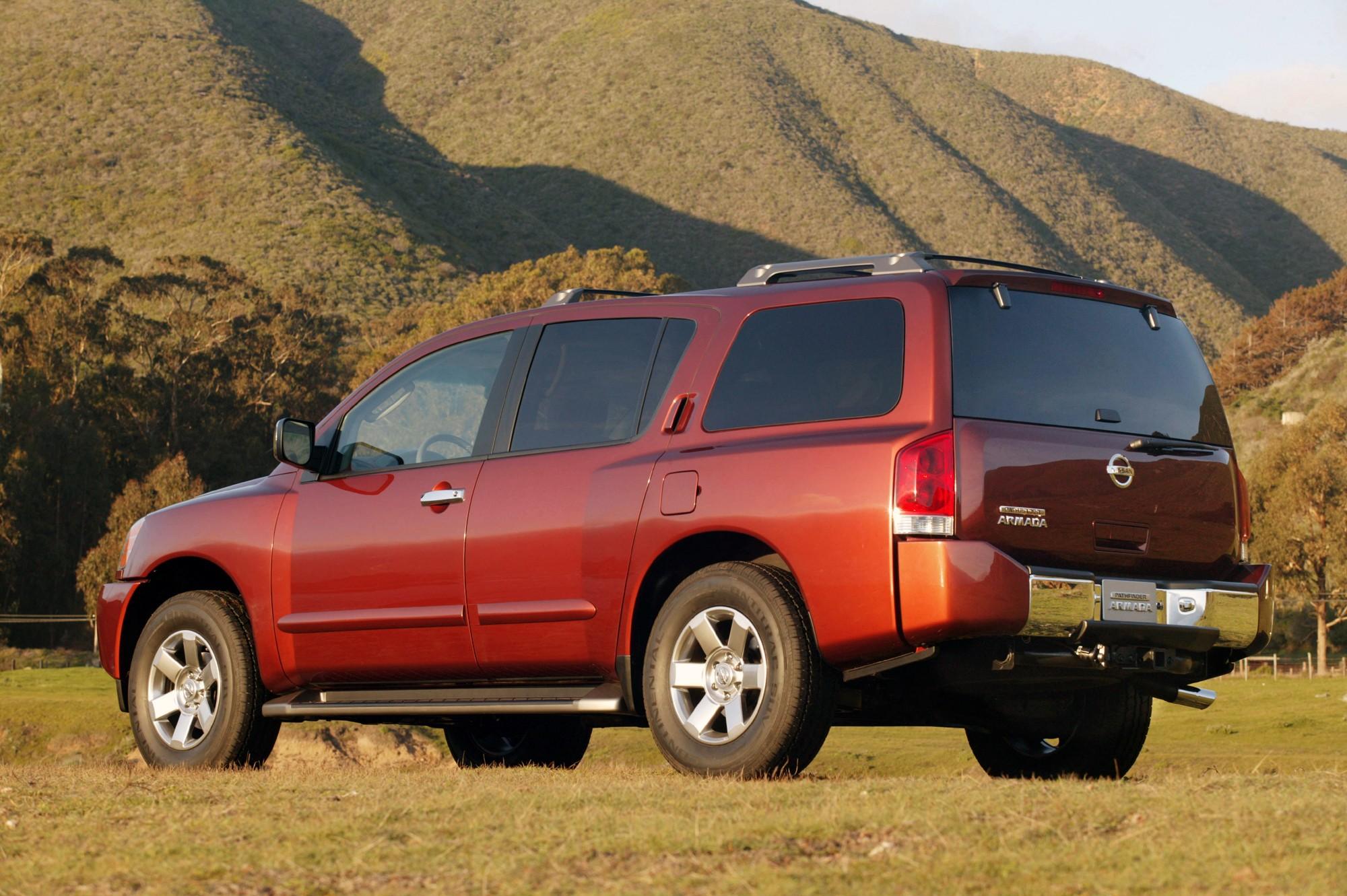 Nissan Armada Specs Amp Photos 2003 2004 2005 2006