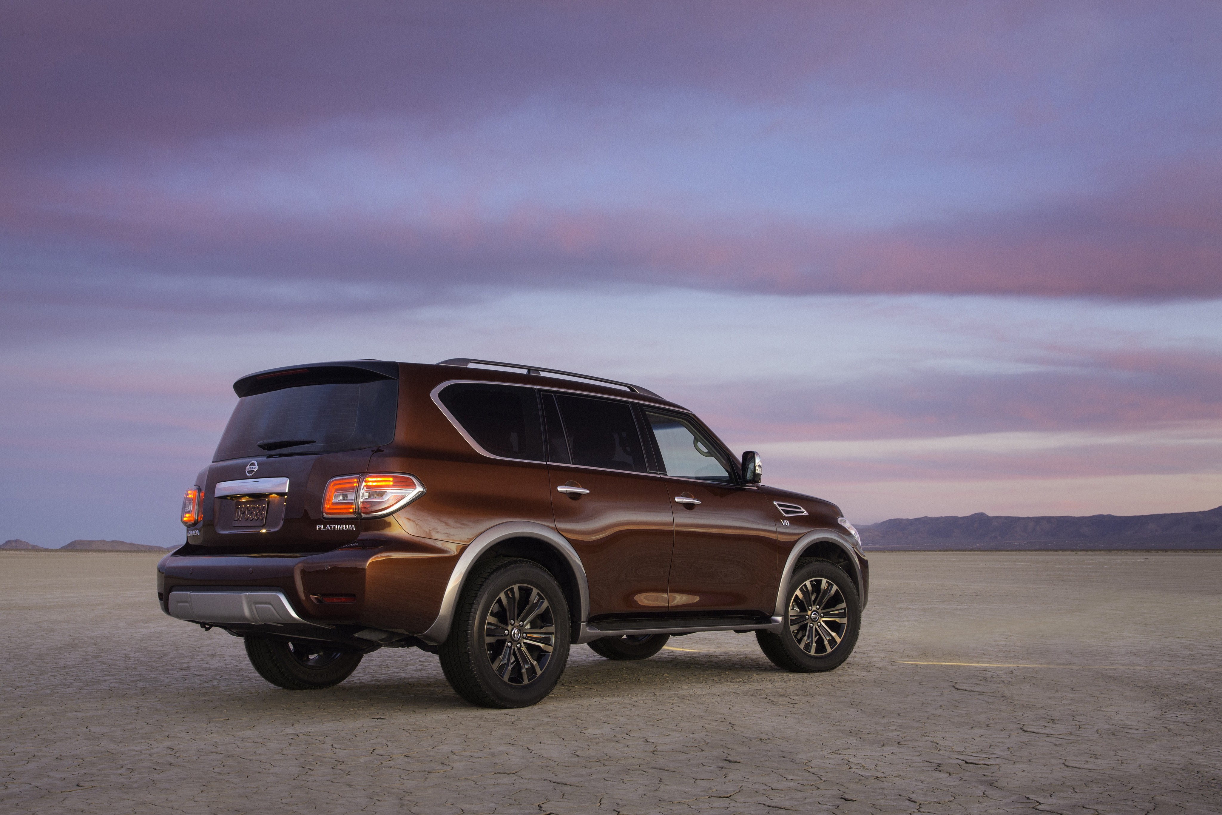 brings armada in nissan video finally roadshow years making new still the a videos