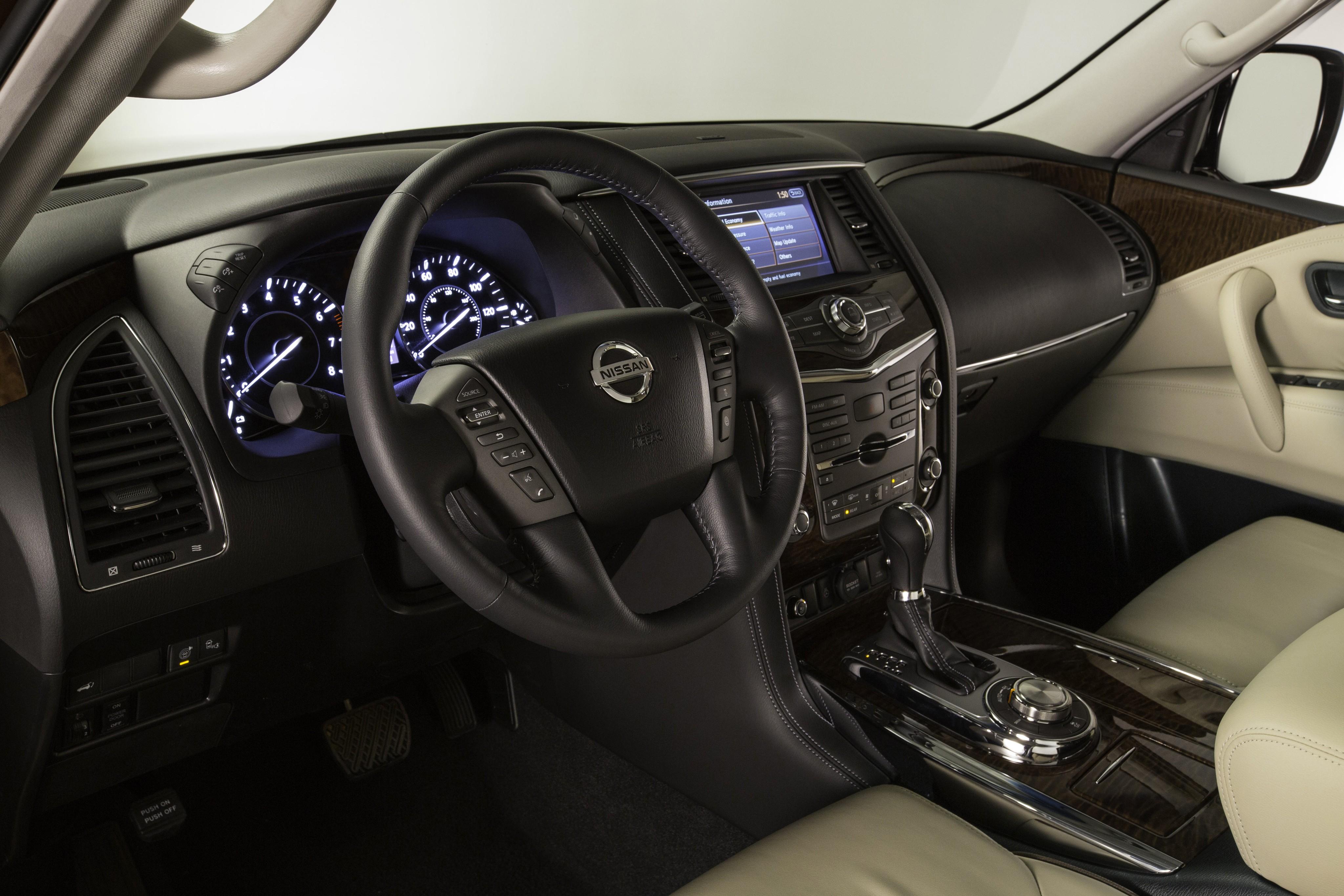 Nissan Armada 2016 Present