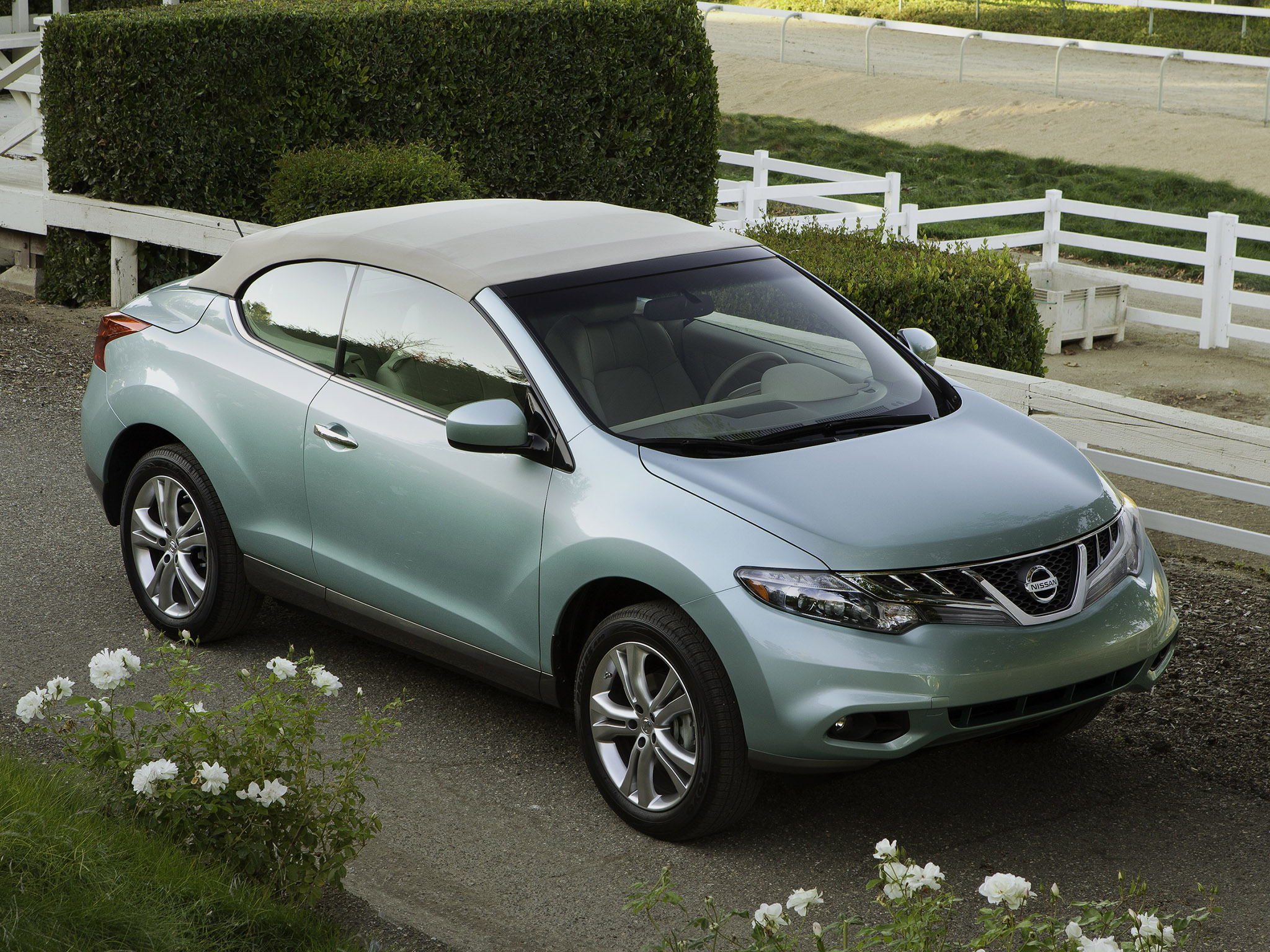 NISSAN CrossCabriolet specs & photos - 2011, 2012, 2013 ...