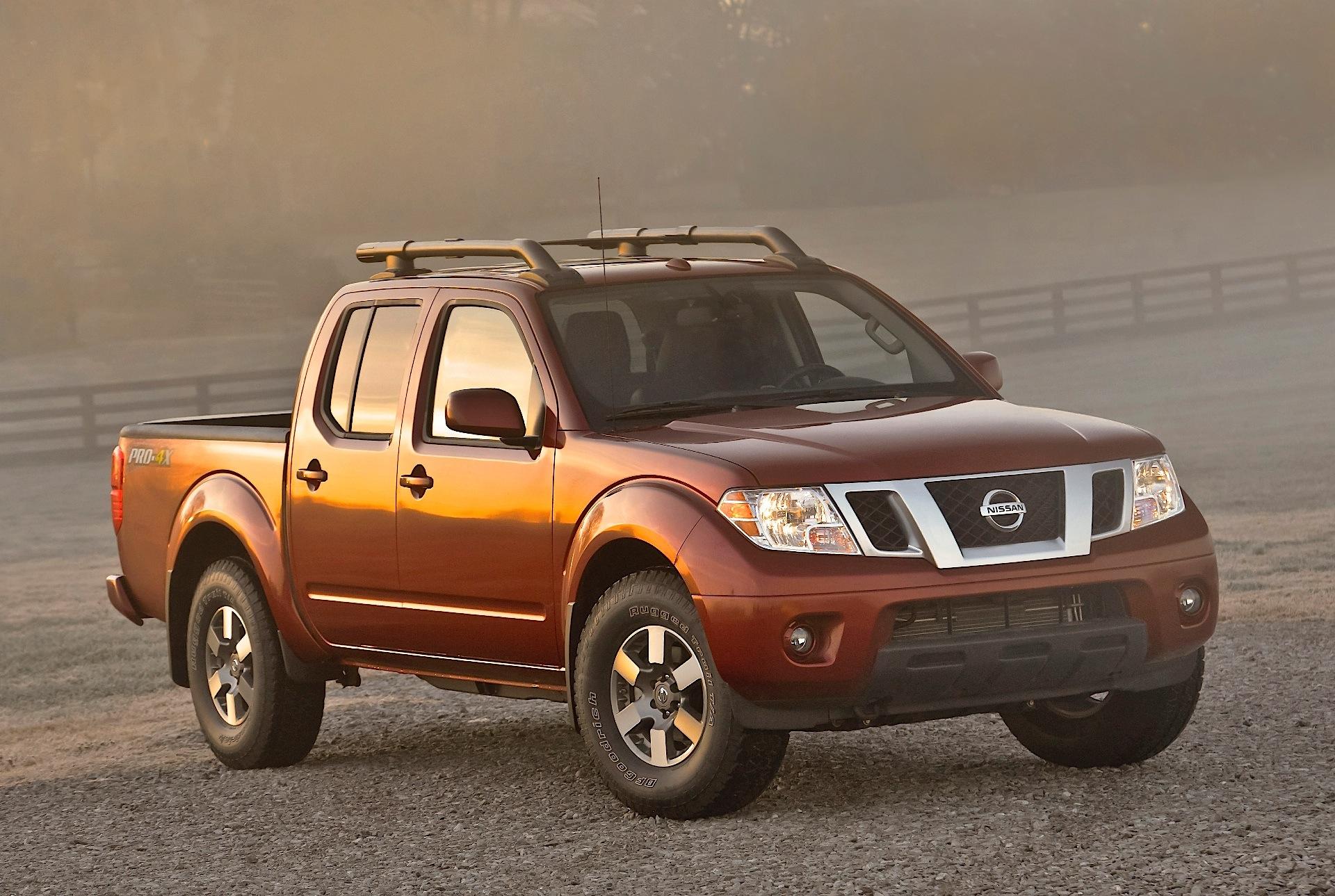 Nissan Frontier Specs 2009 2010 2011 2012 2013 2014