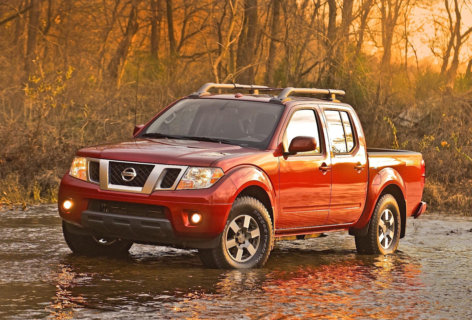 NISSAN Frontier specs & photos - 2009, 2010, 2011, 2012 ...