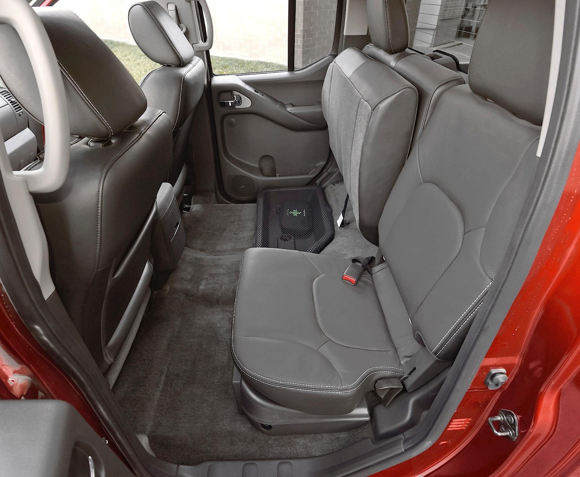 Nissan Frontier 2009 2010 2011 2012 2013 2014 2015