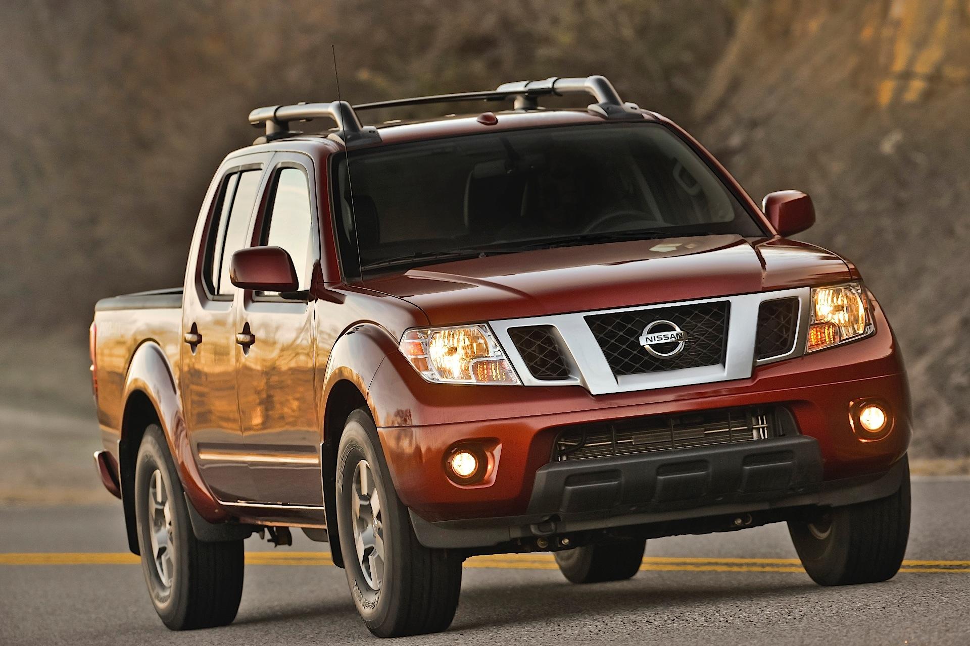 Nissan Frontier Pro 4X >> NISSAN Frontier - 2009, 2010, 2011, 2012, 2013, 2014, 2015 ...