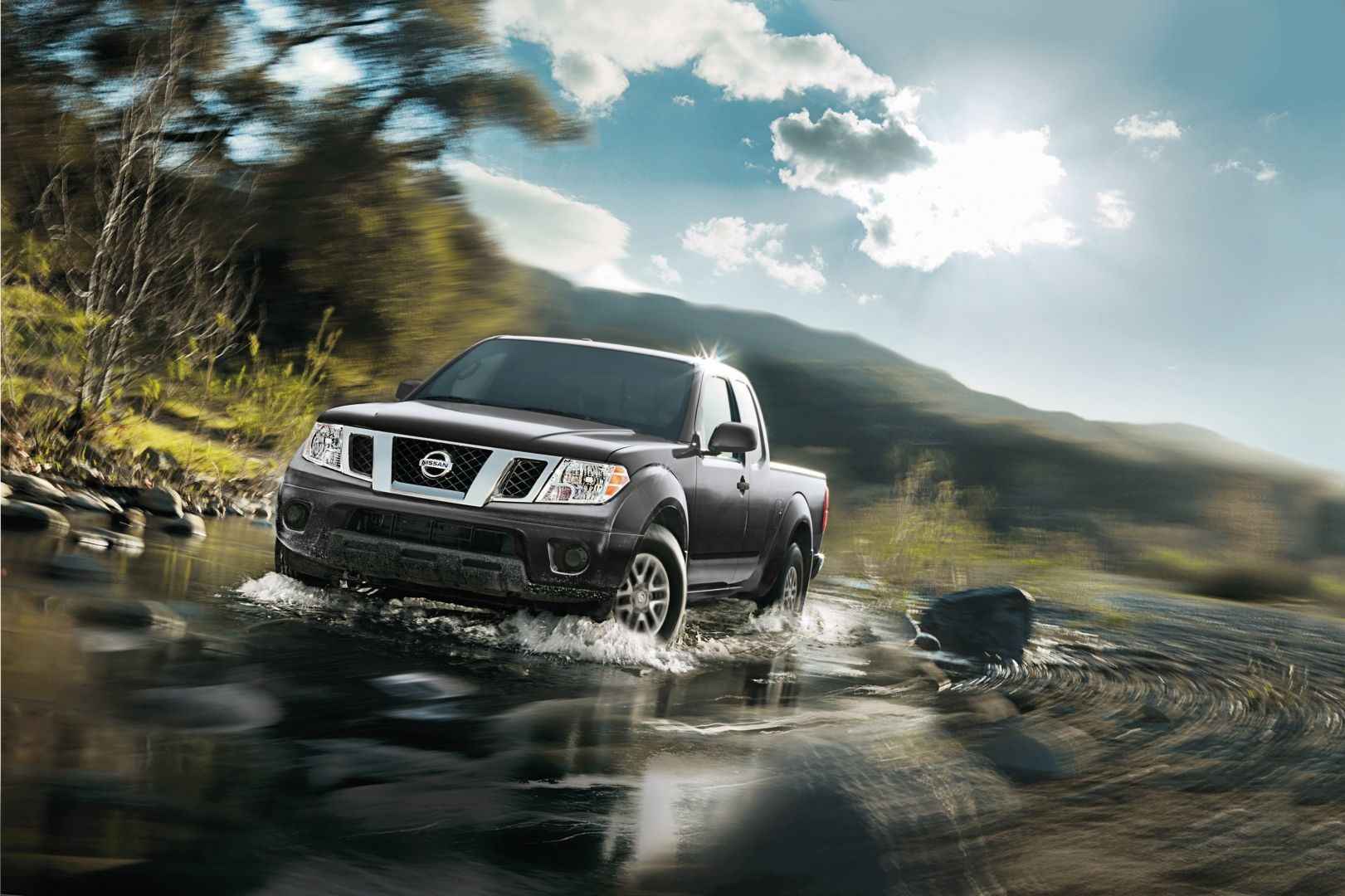 NISSAN Frontier specs & photos - 2018 - autoevolution