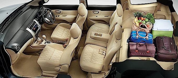 Nissan Grand Livina 2006 2007 2008 2009 2010 2011
