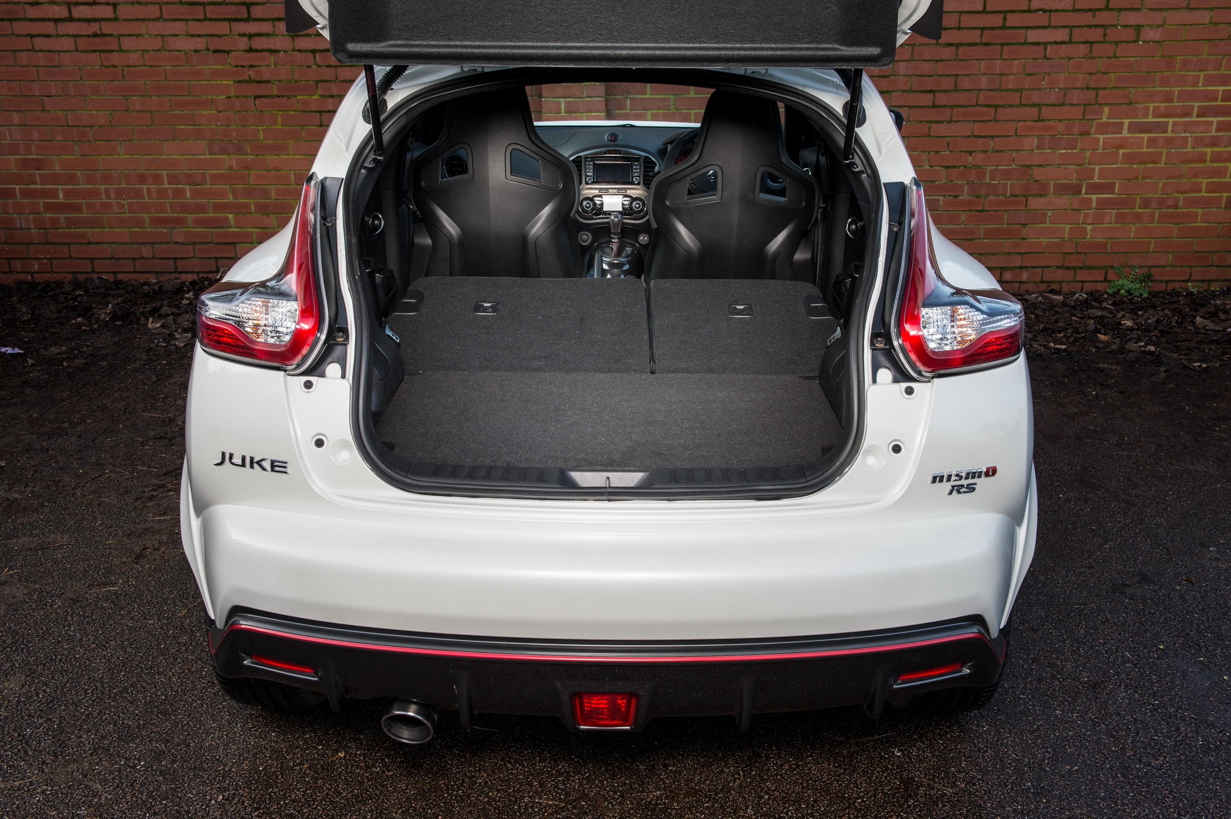 Nissan Juke Nismo 2013 2014 2015 2016 2017
