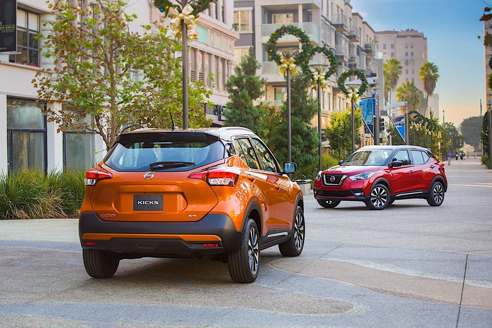 NISSAN Kicks specs & photos - 2016, 2017, 2018, 2019 ...