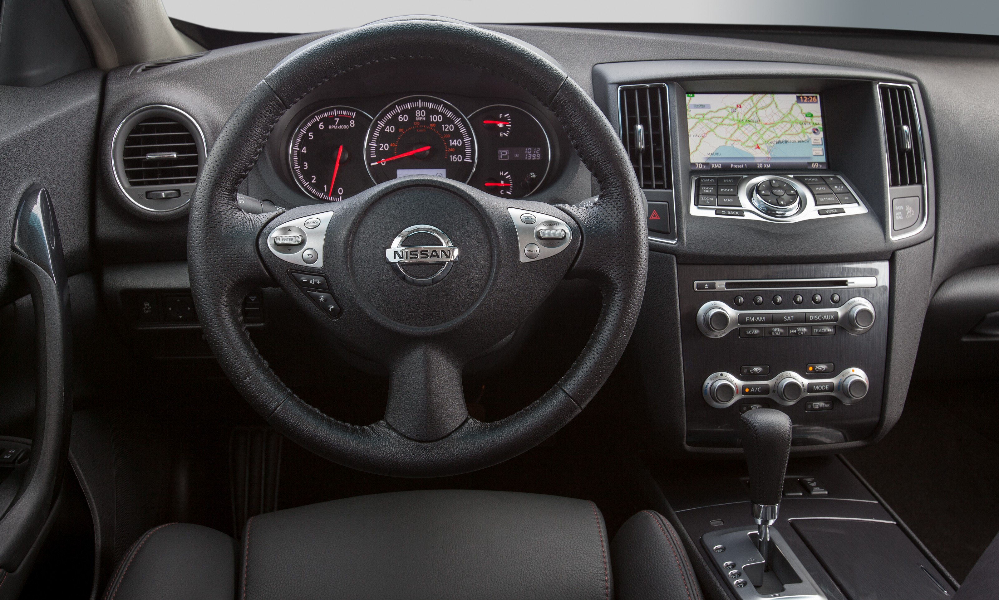 Nissan Maxima Specs Amp Photos 2009 2010 2011 2012